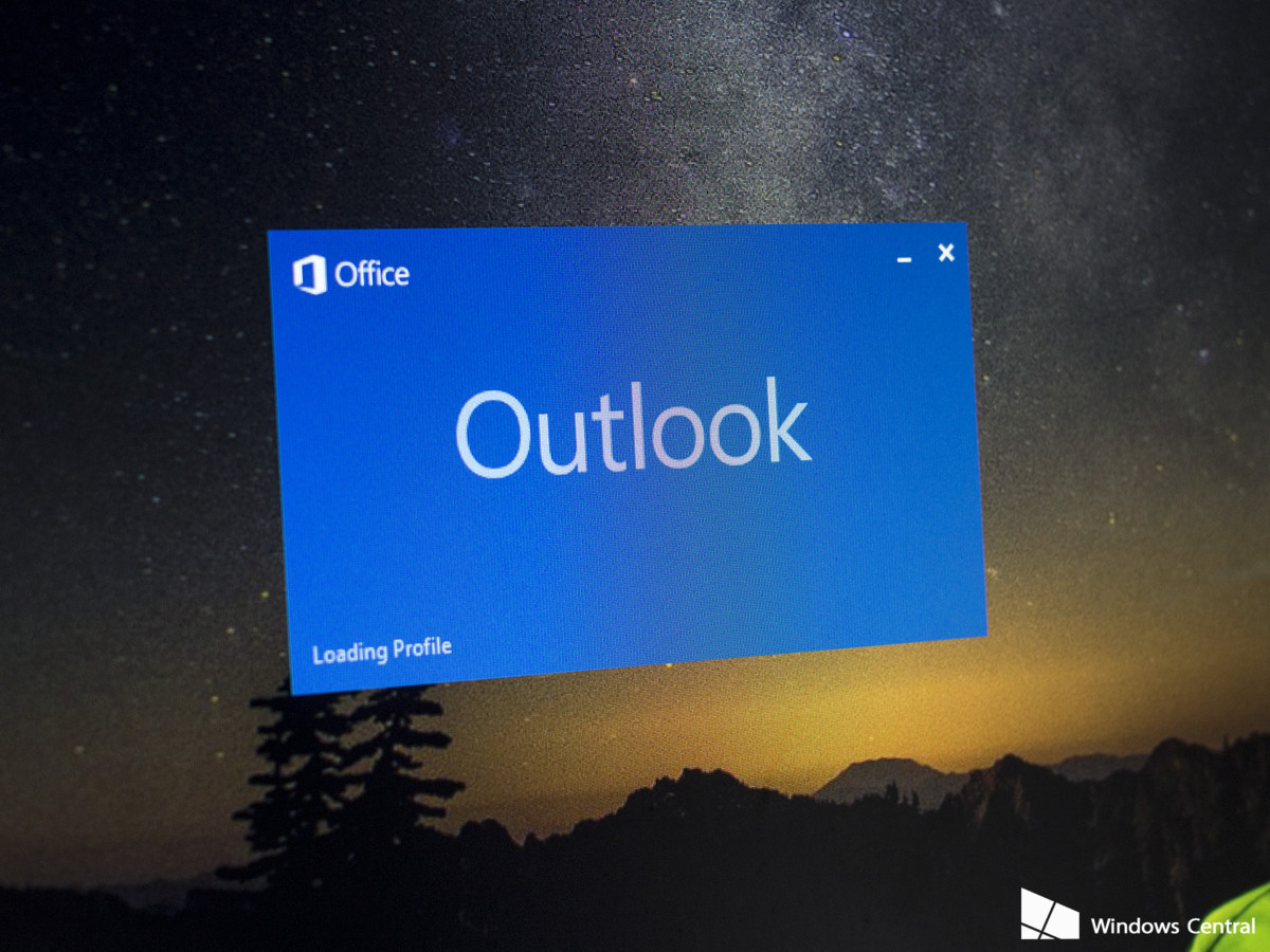 Outlook And Windows Paint